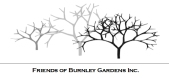 Friends of Burnley Gardens logo
