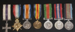 Winter Cooke Medals